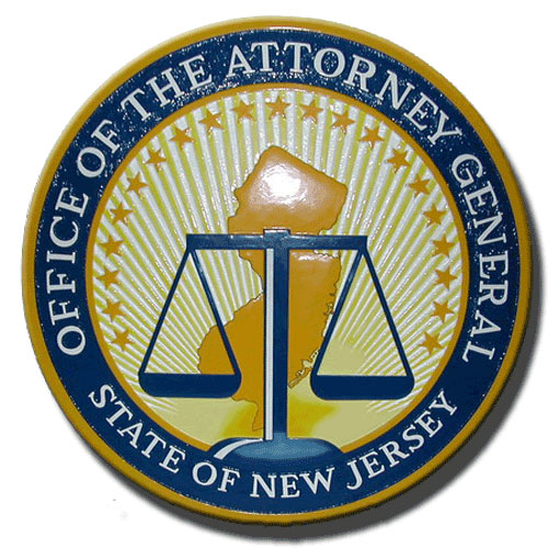 NJ Office of the Attorney General Seal