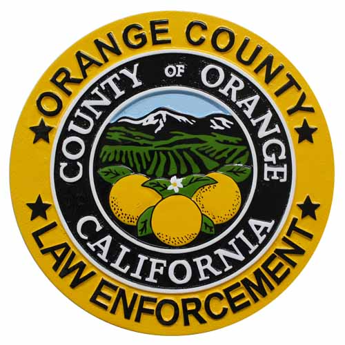 Orange County Law Enforcement Seal