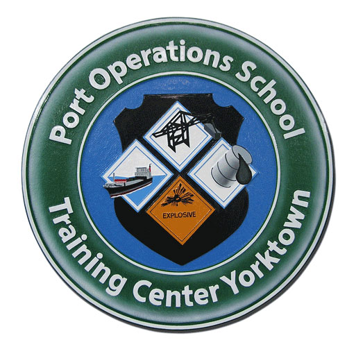 Port Operations School TCY Seal