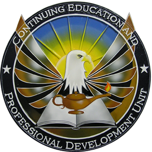 Professional Development Unit Seal