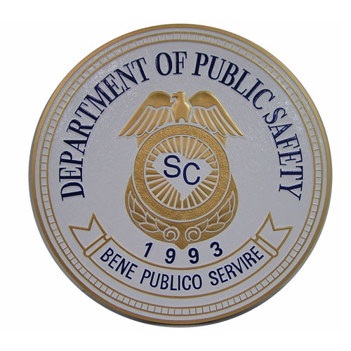 SC Department of Public Safety Seal