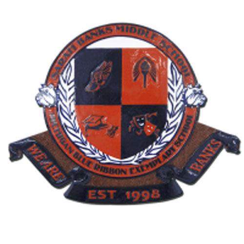 Sarah Banks Middle School Emblem