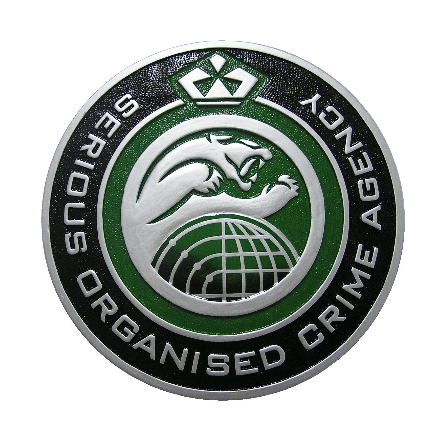 Serious Organized Crime Agency Seal