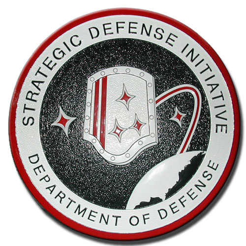 Strategic Defense Initiative Seal