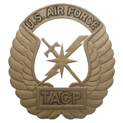 USAF Tactical Air Control Party Plaque