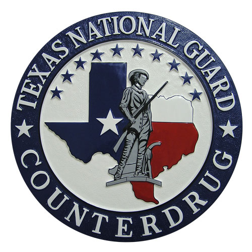 Texas National Guard Seal