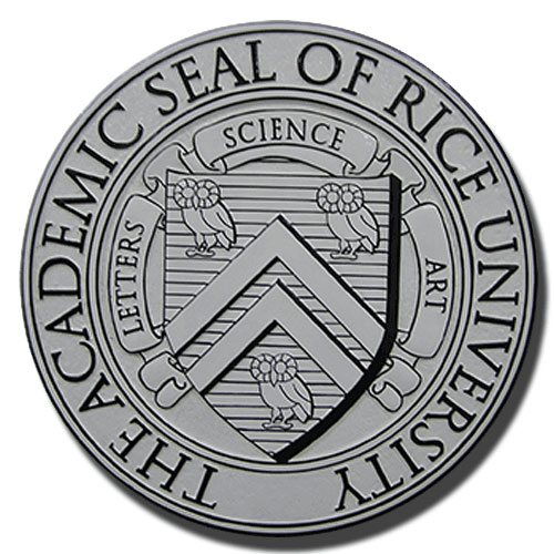 The Academic Seal of Rice University Seal