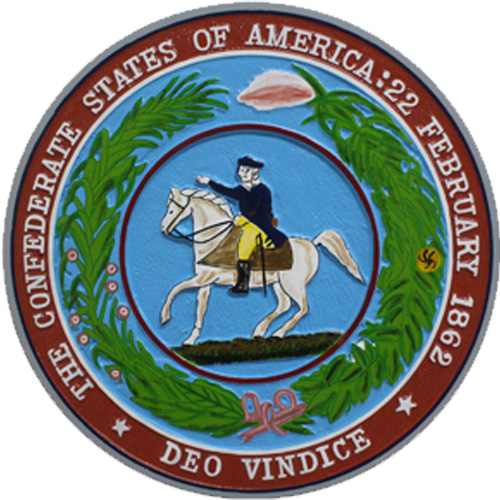 The Confederate State of America Seal