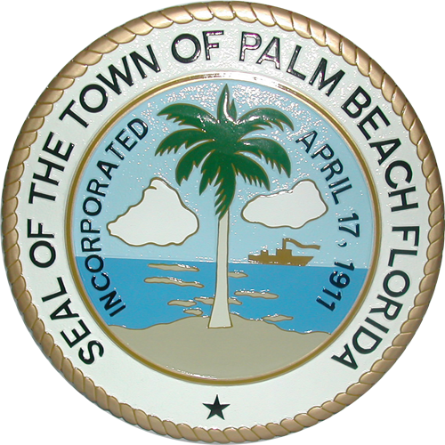 Town of Palm Beach FL Seal