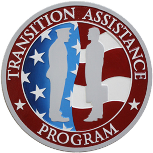 Transition Assistance Program Seal