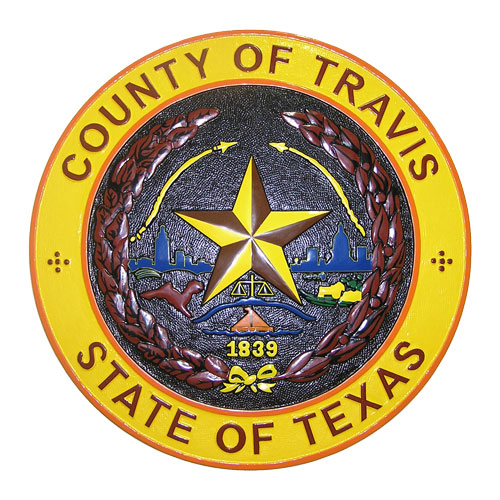 Travis County Seal