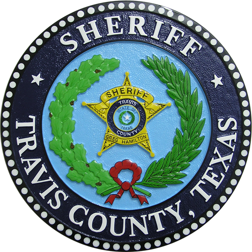 Travis County Sheriff Seal