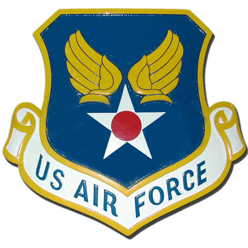 US Air Force HQ Emblem