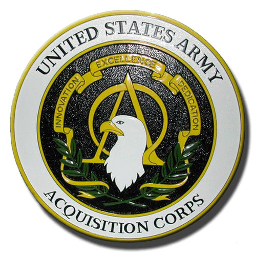 US Army Acquisition Corps Seal