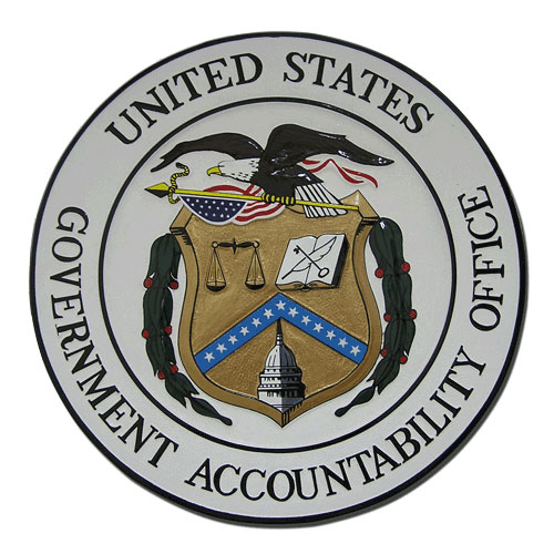 US Government Accountability Office (GAO) Seal
