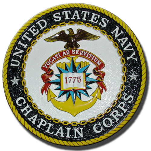 US Navy Chaplain Corps Seal