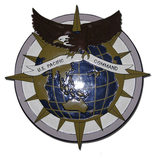 US Pacific Command Emblem