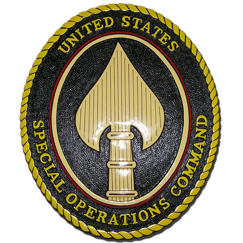 US Special Operations Command Emblem