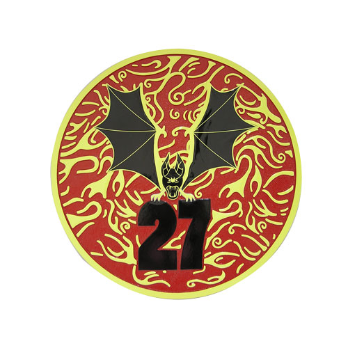 USAF 27 ISS Seal