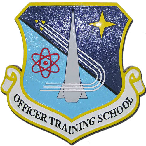 USAF Officer Training School Emblem