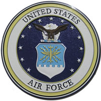 US Air Force USAF Seal