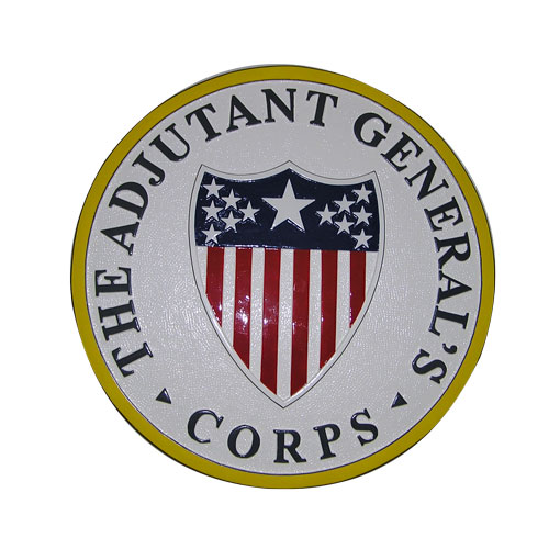 USAR Adjutant General Corps Seal