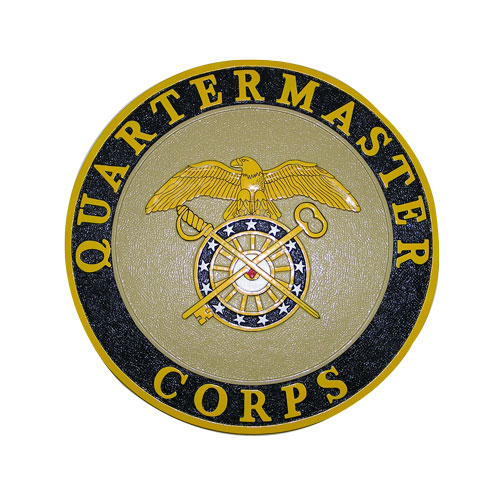 USAR Quartermaster Corps Seal