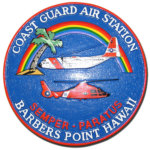 USCG Air Station Barbers Point