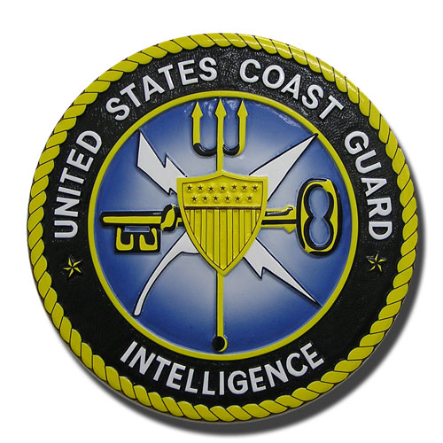 USCG Intelligence Seal
