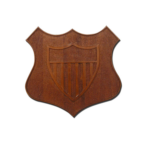 USCG Maritime Law Enforcement Specialist Badge Plaque