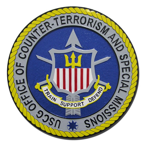 USCG Office of Counter Terrorism and Special Missions Seal