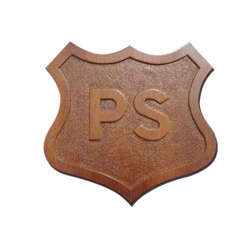 USCG Port Security Specialist Badge Plaque