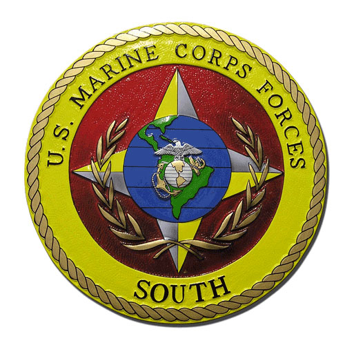 USMC Forces South Seal