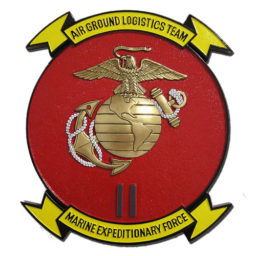 USMC Expeditionary Force Emblem