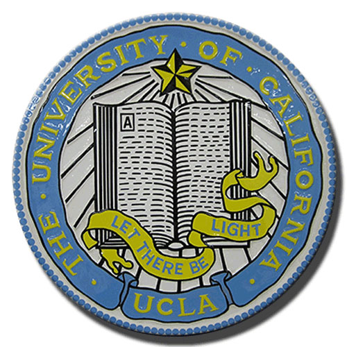 University of  California Los Angeles (UCLA) Seal