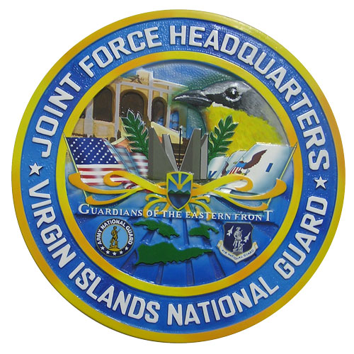 VI National Guard JFH Seal