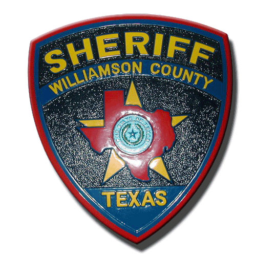 Williamson County Sheriff TX Emblem