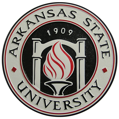 Arkansas State University Seal