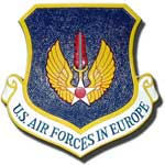US Air Forces In Europe Emblem