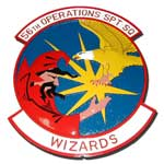 56th Operations SPT Sq. Emblem